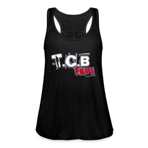 Adult TCB Films T Shirt - Women's Flowy Tank Top by Bella
