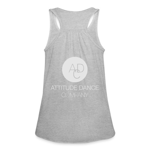 ADC Logo - Women's Flowy Tank Top by Bella