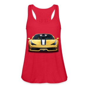 Ferrari 458 Speciale - Women's Flowy Tank Top by Bella