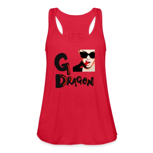 GDragon - Women's Flowy Tank Top by Bella