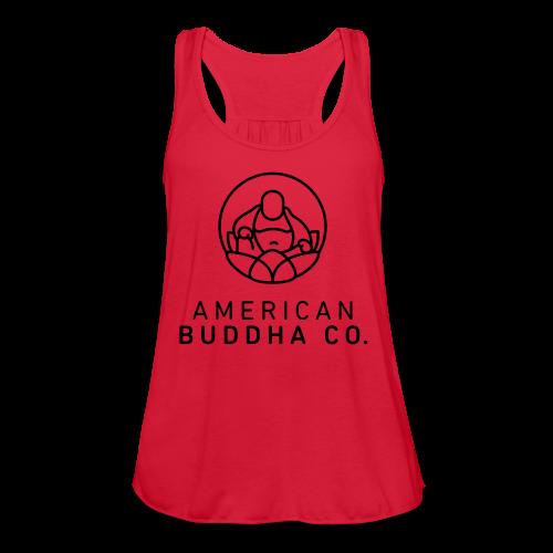 AMERICAN BUDDHA CO. ORIGINAL - Women's Flowy Tank Top by Bella