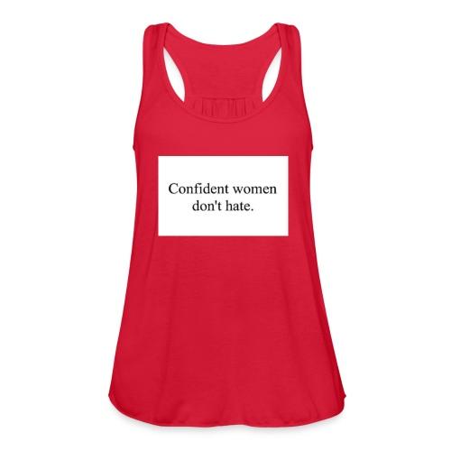 Classic T-shirt - Women's Flowy Tank Top by Bella
