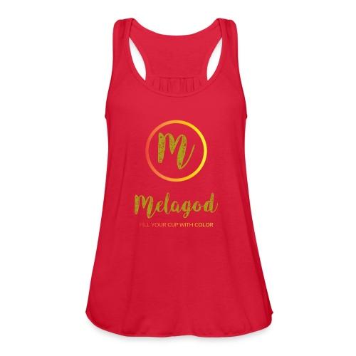 MelaGod - Women's Flowy Tank Top by Bella