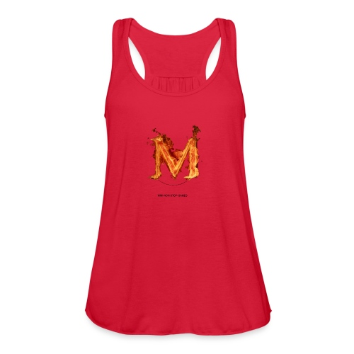 great logo - Women's Flowy Tank Top by Bella