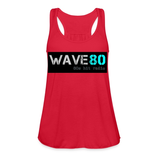 Main Logo - Women's Flowy Tank Top by Bella