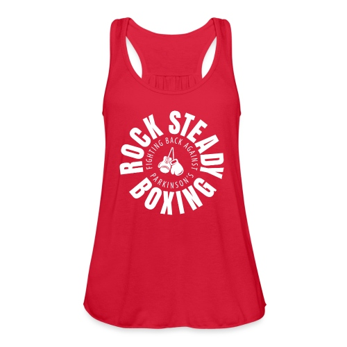 RSB Round type t-shirt - Women's Flowy Tank Top by Bella