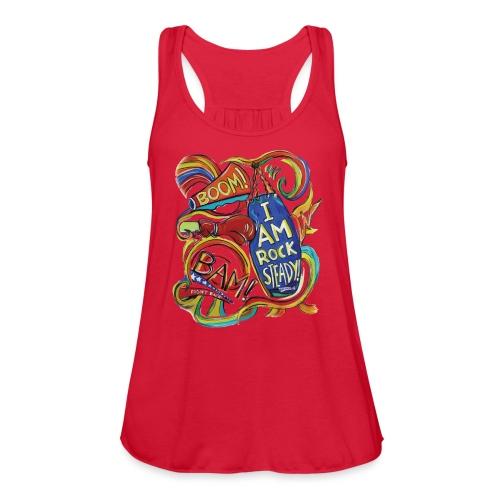 painted shirt - Women's Flowy Tank Top by Bella