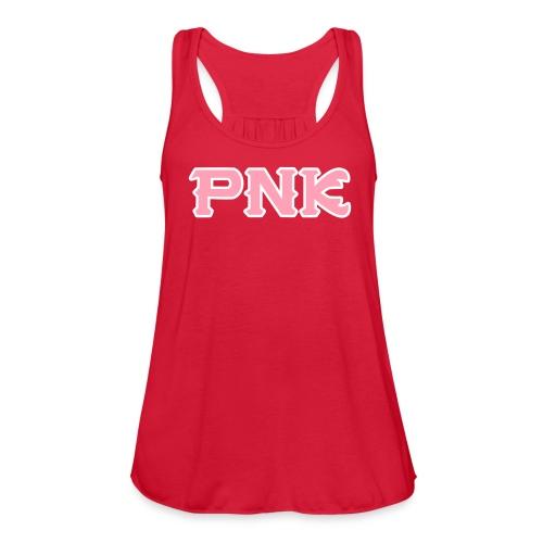 pnk - Women's Flowy Tank Top by Bella