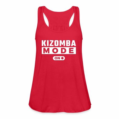 Kizomba - Women's Flowy Tank Top by Bella