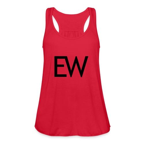 EDM Weekly - Women's Flowy Tank Top by Bella