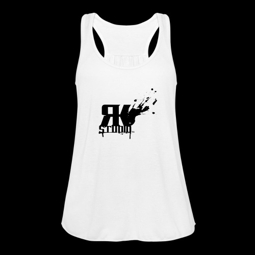 RKStudio Black Version - Women's Flowy Tank Top by Bella