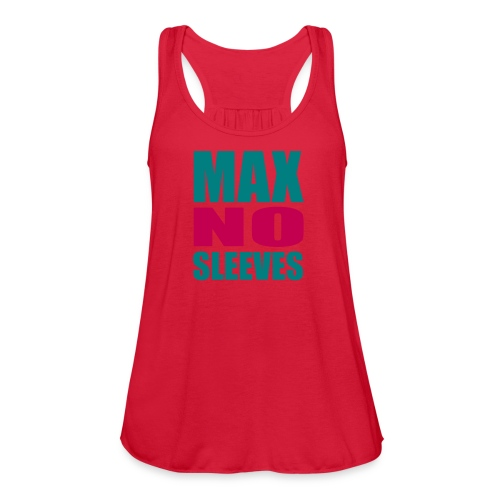 max - Women's Flowy Tank Top by Bella