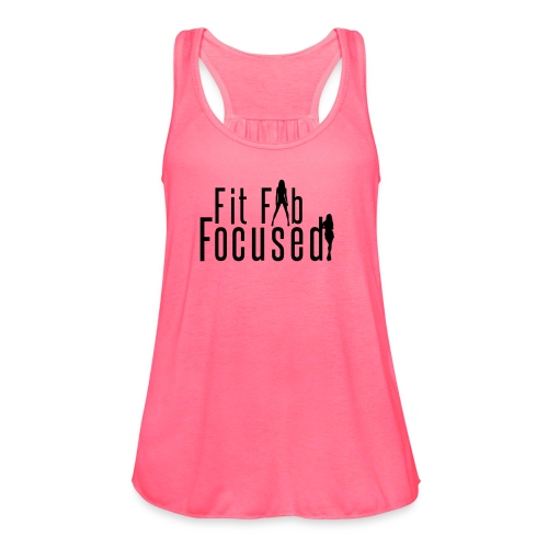 Fit Fab Focused Tee - Women's Flowy Tank Top by Bella