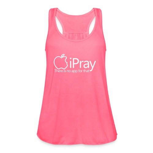 IPRAY BK TEE - Women's Flowy Tank Top by Bella