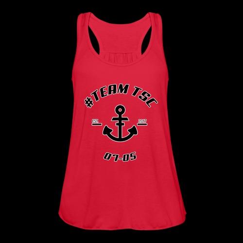 TSC Nautical - Women's Flowy Tank Top by Bella