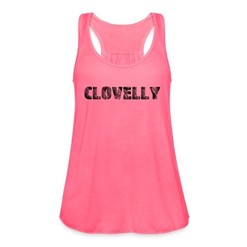Clovelly - Women's Flowy Tank Top by Bella