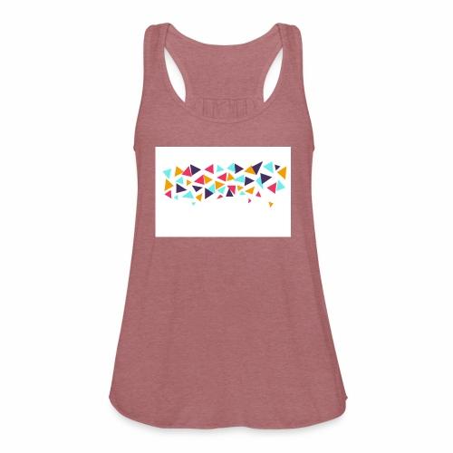 T shirt - Women's Flowy Tank Top by Bella