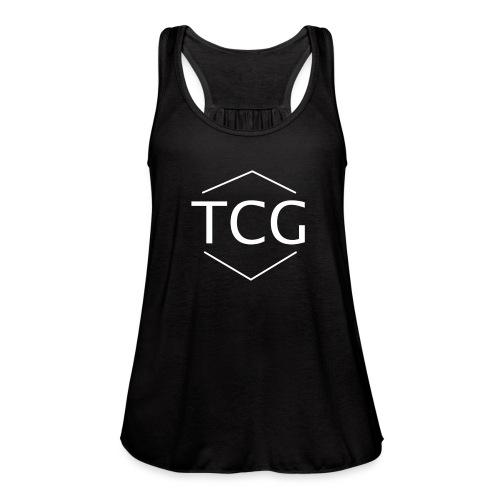 Simple Tcg hoodie - Women's Flowy Tank Top by Bella