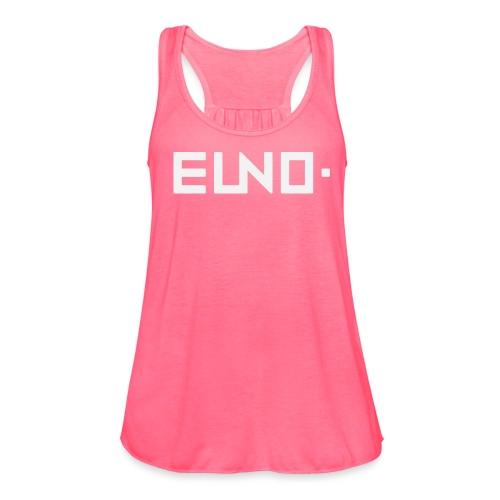 EUNO Apperals 3 - Women's Flowy Tank Top by Bella