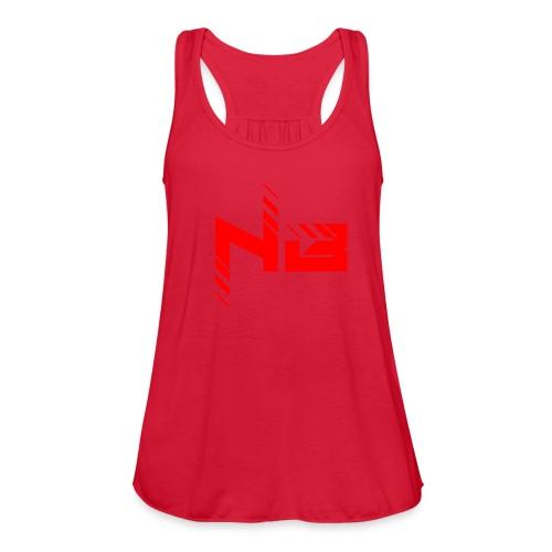 NB Awesomeness 2.0 - Women's Flowy Tank Top by Bella