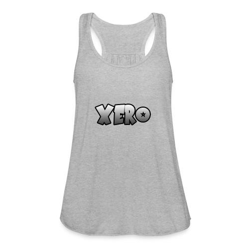 Xero (No Character) - Women's Flowy Tank Top by Bella