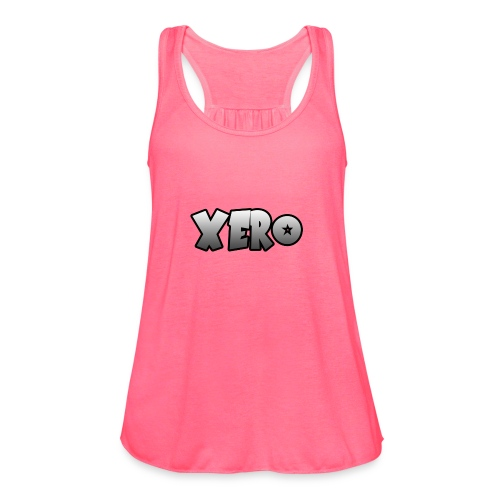Xero (No Character) - Women's Flowy Tank Top by Bella