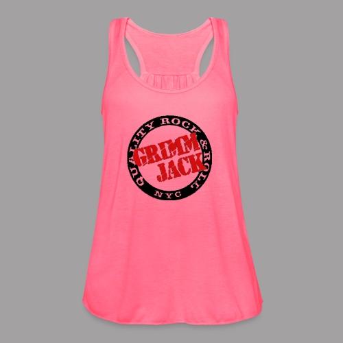 RedBlack Quality - Women's Flowy Tank Top by Bella