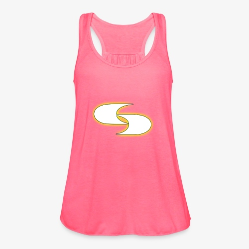 Official Strive Logo - Women's Flowy Tank Top by Bella