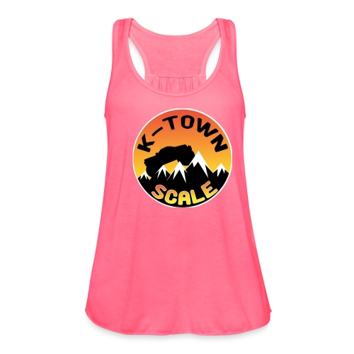 KTown Scale - Women's Flowy Tank Top by Bella