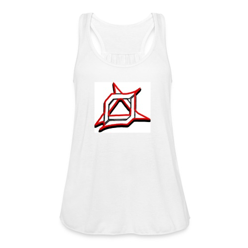 Oma Alliance Red - Women's Flowy Tank Top by Bella