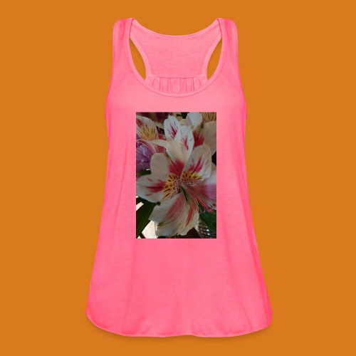 Stop and Smell - Women's Flowy Tank Top by Bella