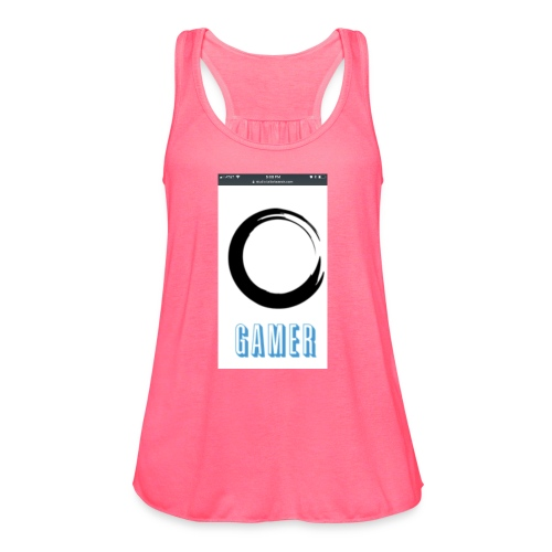 Caedens merch store - Women's Flowy Tank Top by Bella