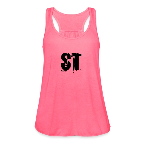 Simple Fresh Gear - Women's Flowy Tank Top by Bella