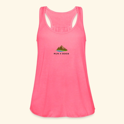 RFD 2018 - Women's Flowy Tank Top by Bella