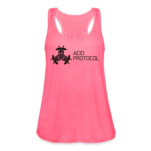 ACID PROTOCOL - Women's Flowy Tank Top by Bella
