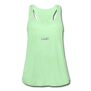 XAG - Women's Flowy Tank Top by Bella