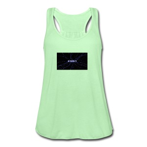 Nc Bassin Tv - Women's Flowy Tank Top by Bella