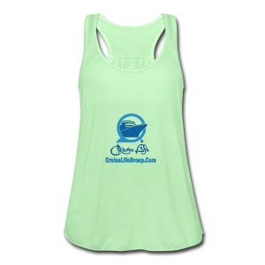 Cruise Life Classic - Women's Flowy Tank Top by Bella