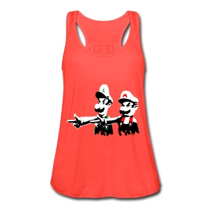 Hot Situation - Women's Flowy Tank Top by Bella