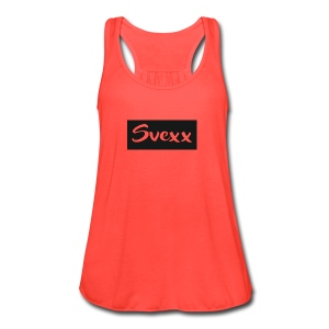 Svexx - Women's Flowy Tank Top by Bella