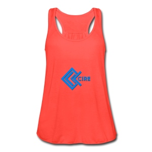 Cire Clothing - Women's Flowy Tank Top by Bella