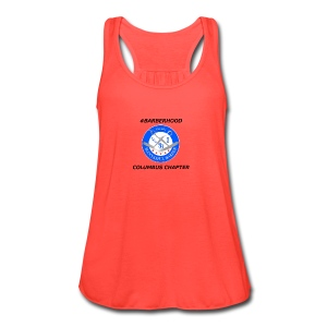 SB Columbus Chapter - Women's Flowy Tank Top by Bella