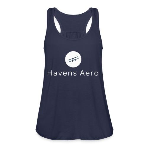 Havens Aero - Women's Flowy Tank Top by Bella