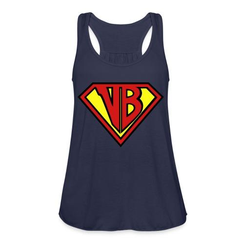 VB Hero Woman - Women's Flowy Tank Top by Bella