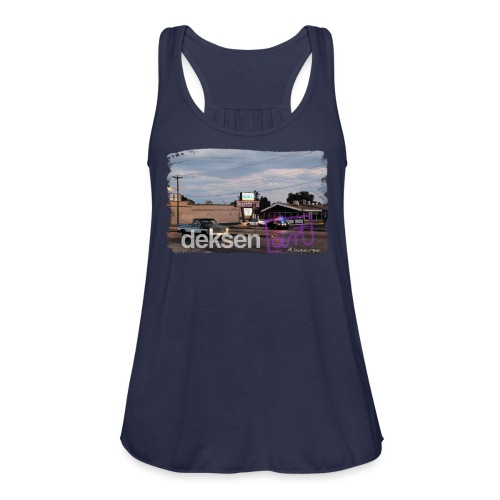 Albuquerque Part 2 - Women's Flowy Tank Top by Bella
