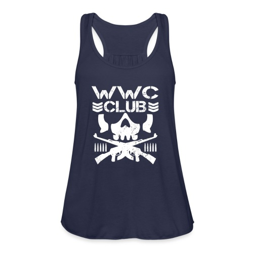 WWCClubLogo - Women's Flowy Tank Top by Bella
