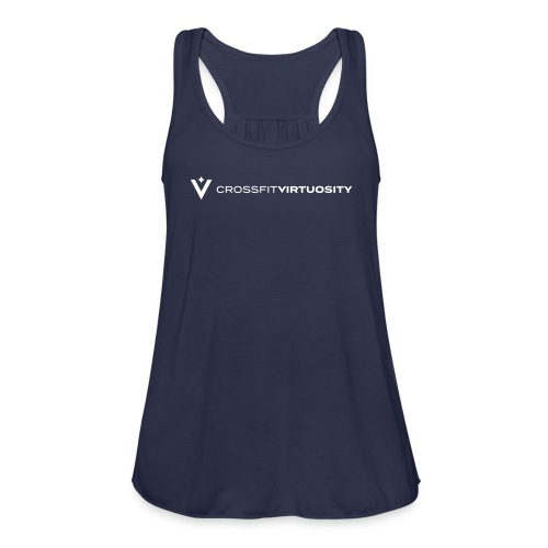 CrossFit Virtuosity Spark - Women's Flowy Tank Top by Bella