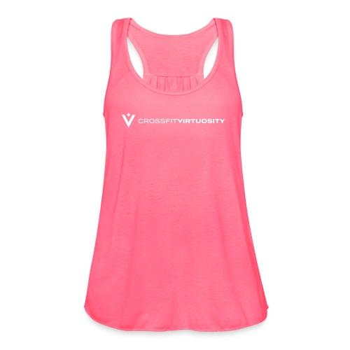 CrossFit Virtuosity Spark - Women's Flowy Tank Top by Bella
