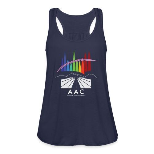 Alberta Aurora Chasers - Men's T-Shirt - Women's Flowy Tank Top by Bella