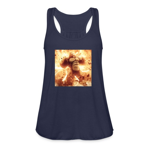 Angry Gorilla Explosion - Women's Flowy Tank Top by Bella